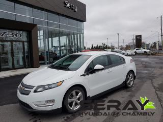 Used 2015 Chevrolet Volt Premium, Cuir, Mags for sale in Chambly, QC