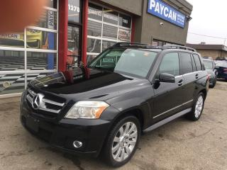 Used 2010 Mercedes-Benz GLK-Class GLK 350 for sale in Kitchener, ON