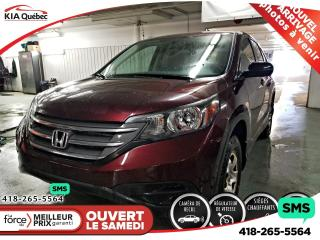 Used 2014 Honda CR-V Lx Awd Sieges Ch for sale in Québec, QC