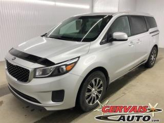 Used 2016 Kia Sedona Lx 8 Passager Caméra for sale in Trois-Rivières, QC