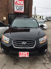 Used 2011 Hyundai Santa Fe GL Premium for sale in Kitchener, ON