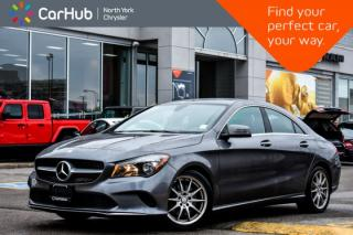 Used 2017 Mercedes-Benz CLA-Class 250|BackupCam|Bluetooth|AWD|MemSeat|HeatSeats|AppleCarplay for sale in Thornhill, ON