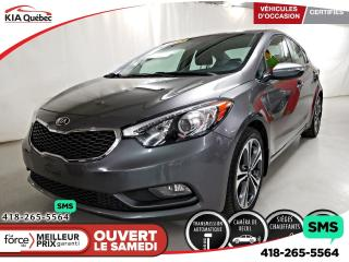 Used 2015 Kia Forte Ex Camera for sale in Québec, QC