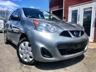 Used 2015 Nissan Micra S à hayon 4 portes BM for sale in Drummondville, QC
