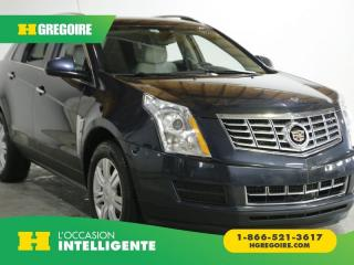 Used 2016 Cadillac SRX LUXURY AWD AC GR for sale in St-Léonard, QC