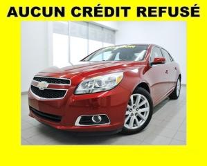 Used 2013 Chevrolet Malibu LT for sale in St-Jérôme, QC