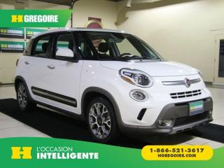 Used 2014 Fiat 500 L Trekking for sale in St-Léonard, QC