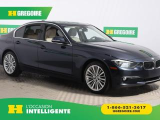 Used 2015 BMW 320 320I XDRIVE CUIR TOIT for sale in St-Léonard, QC