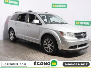 Used 2011 Dodge Journey R/T A/C CUIR GR for sale in St-Léonard, QC