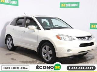 Used 2009 Acura RDX AWD A/C GR ELECT for sale in St-Léonard, QC