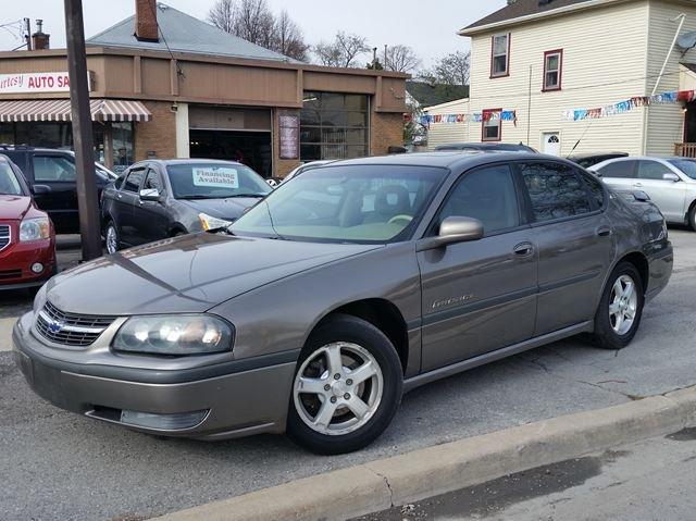 2001 Chevrolet Impala LS