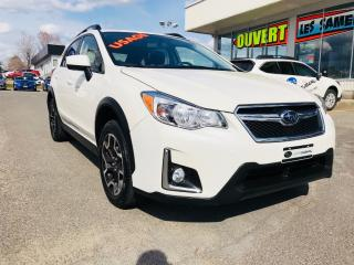 Used 2016 Subaru XV Crosstrek Sport for sale in Lévis, QC
