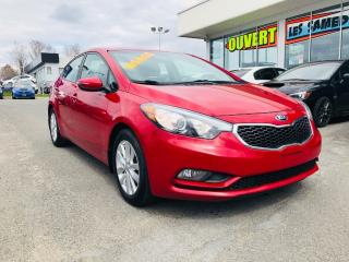 Used 2015 Kia Forte 1.8L LX for sale in Lévis, QC
