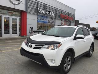 Used 2015 Toyota RAV4 XLE for sale in Val-D'or, QC