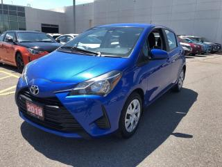 Used 2018 Toyota Yaris LE for sale in Brampton, ON