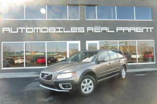 Used 2010 Volvo XC70 3,2 -Awd for sale in Québec, QC