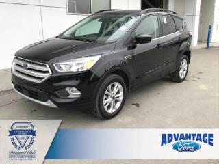 Used 2018 Ford Escape SE Low Kms - Clean Carfax - Collision Warning for sale in Calgary, AB