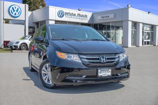 Used 2014 Honda Odyssey EX-L for sale in Surrey, BC