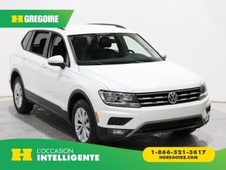 Used 2018 Volkswagen Tiguan Trendline 4 motion for sale in St-Léonard, QC