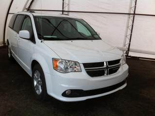 Used 2018 Dodge Grand Caravan Crew for sale in Ottawa, ON
