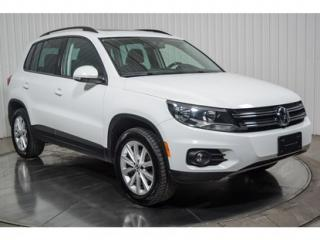 Used 2014 Volkswagen Tiguan COMFORTLINE 4Motion for sale in Saint-hubert, QC