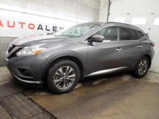 Used 2016 Nissan Murano Sv Awd Navigation for sale in St-Eustache, QC