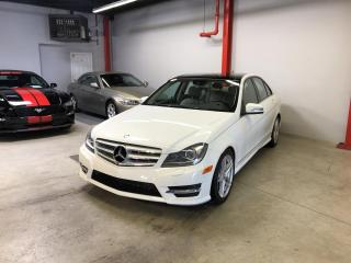 Used 2012 Mercedes-Benz C-Class C300, 4MATIC, GPS, TOIT OUV., CAMERA DE for sale in Montréal, QC
