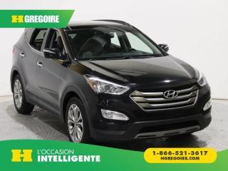 Used 2016 Hyundai Santa Fe LTD AWD CUIR TOIT for sale in St-Léonard, QC