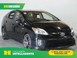 Used 2013 Toyota Prius HYBRIDE AC GR ELEC for sale in St-Léonard, QC
