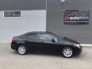 Used 2012 Honda Civic Honda Civic EX 2012 for sale in Québec, QC