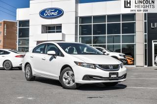 Used 2015 Honda Civic LX for sale in Ottawa, ON
