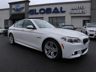 Used 2015 BMW 535 d xDrive DIESEL M-SPORT PKG. for sale in Ottawa, ON
