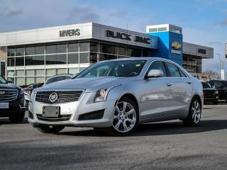 Used 2014 Cadillac ATS for sale in Ottawa, ON