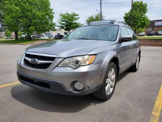 Used 2008 Subaru Outback 5dr Wgn Auto 2.5i for sale in Scarborough, ON
