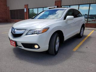 Used 2013 Acura RDX AWD 4dr for sale in Scarborough, ON