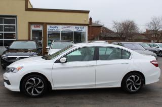 Used 2017 Honda Accord LX for sale in Brampton, ON