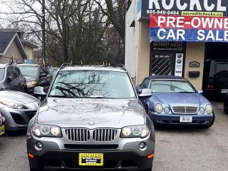 Used 2010 BMW X3 AWD 4dr 30i for sale in Markham, ON