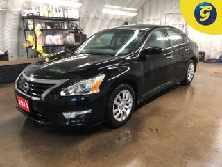Used 2014 Nissan Altima Remote start * Push button ignition * Back up camera * Heated mirrors * Hands free steering wheel controls * Phone connect * Voice recognition * for sale in Cambridge, ON