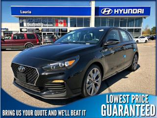 New 2019 Hyundai Elantra GT 1.6T N-Line Ultimate Auto for sale in Port Hope, ON