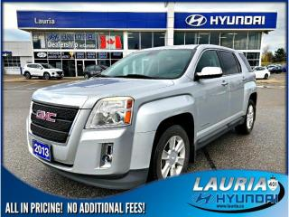 Used 2013 GMC Terrain SLE-1 FWD Auto for sale in Port Hope, ON