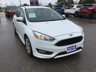Used 2015 Ford Focus SE | One Owner | Bluetooth for sale in Harriston, ON