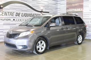 Used 2017 Toyota Sienna LE for sale in Laval, QC