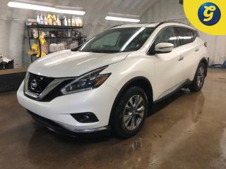 Used 2018 Nissan Murano AWD * Navigation * Dual sunroof * Remote start * Power lift gate * Phone connect * Voice recognition *   Nissan connect touchscreen * Back up camera * for sale in Cambridge, ON