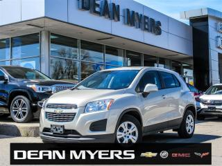 Used 2014 Chevrolet Trax for sale in North York, ON