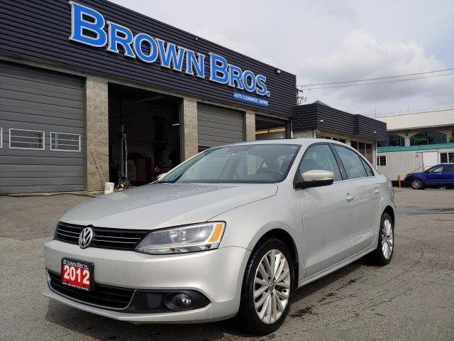 2012 Volkswagen Jetta HIGHLINE, LOCAL, NO ACCIDENTS