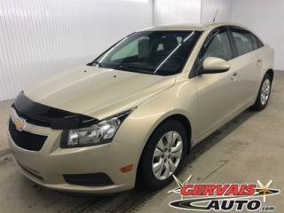 Used 2012 Chevrolet Cruze Lt Turbo A/c for sale in Trois-Rivières, QC