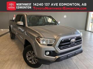 Used 2019 Toyota Tacoma SR5 | 4X4 | Backup Cam | Bluetooth | Heat Seats | for sale in Edmonton, AB