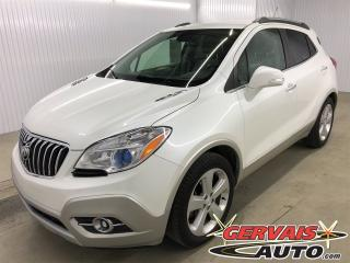 Used 2015 Buick Encore Convenience AWD for sale in Trois-Rivières, QC