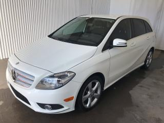 Used 2014 Mercedes-Benz B-Class B250 Sports Tourer for sale in Trois-Rivières, QC