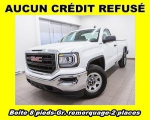 Used 2017 GMC Sierra 1500 4x4 Gr. Remorquage 2 for sale in St-Jérôme, QC